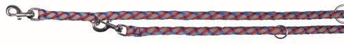 Trixie Reflekt Leine 2M Blau-Rot 13582
