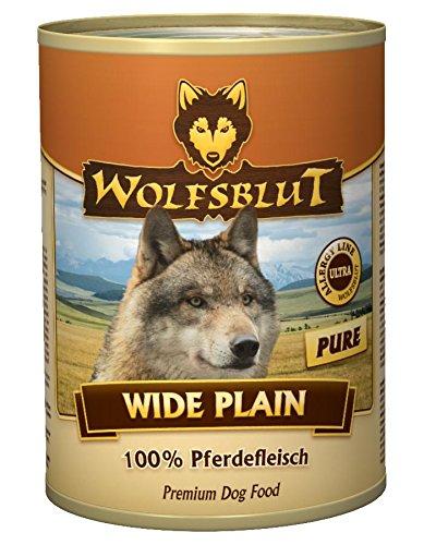 Wolfsblut Wide Plain PURE, 6er Pack (6 x 395 g)