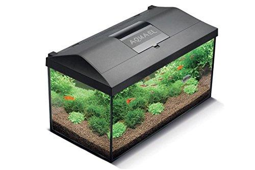 Aquael 5905546192170 Leddy 75Ausgestattetes Aquarium, 75X 35X 40Cm, 105L