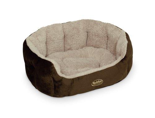Nobby 71459 Komfort Bett für Hunde Oval