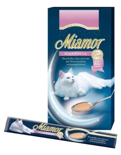 Miamor Cat Confect Malt-Cream 6x15g