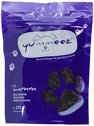 Yummeez Hundeleckerli Lamm 175 g, 4er Pack (4 x 175 g)