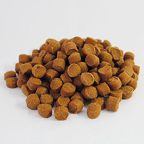 LARSSON ®   KNUTIES Kauartikel – Kartoffel-LACHS Hunde Snack Leckerlie 150gr