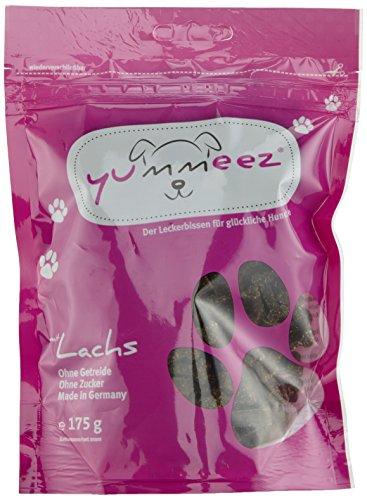 Yummeez Hundeleckerli Lachs 175 g, 4er Pack (4 x 175 g)