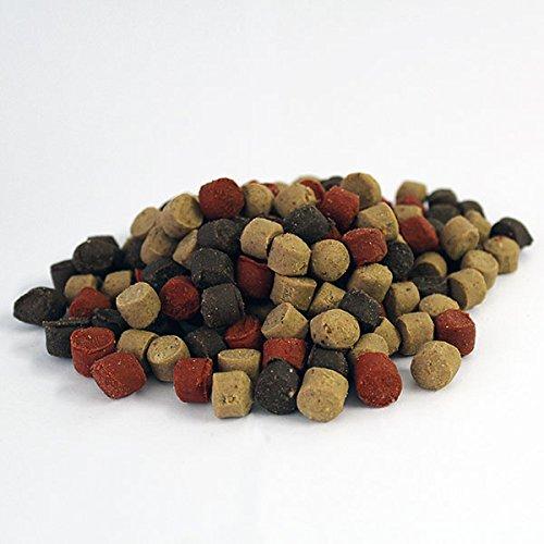 LARSSON ®   KNUTIES Kauartikel – Knöl-MIX Hunde Snack Leckerlie 150gr