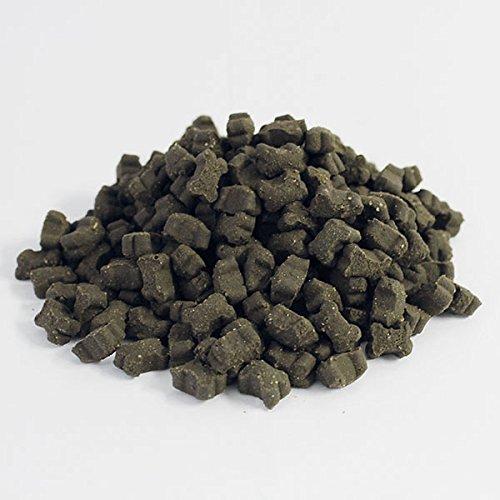 LARSSON ® | Fleisch-BENTIES Kauartikel – Fleisch-KANINCHEN Hunde Snack Leckerlie 150gr