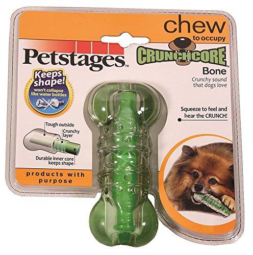 Petstages Crunchcore Hunde-Kauspielzeug, Größe S