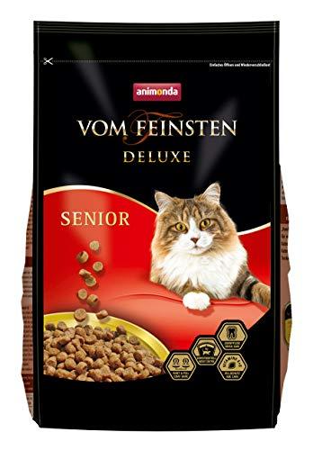 animonda vom Feinsten Deluxe Senior, Trockenfutter für ältere Katzen ab 7 Jahren, 1,75 kg