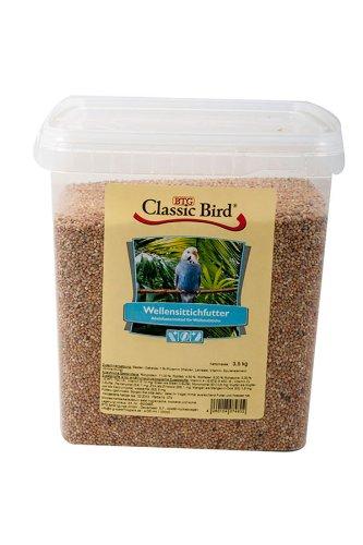 Classic Bird Sittichfutter Eimer 3,5kg