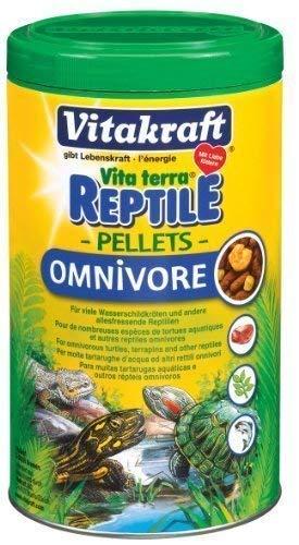 VITAKRAFT Reptile Pellets – 1 l (Turtle Pellets)